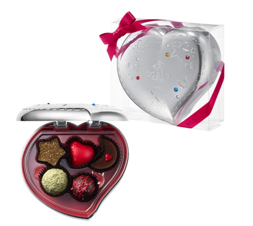 GODIVAゴディババレンタイン